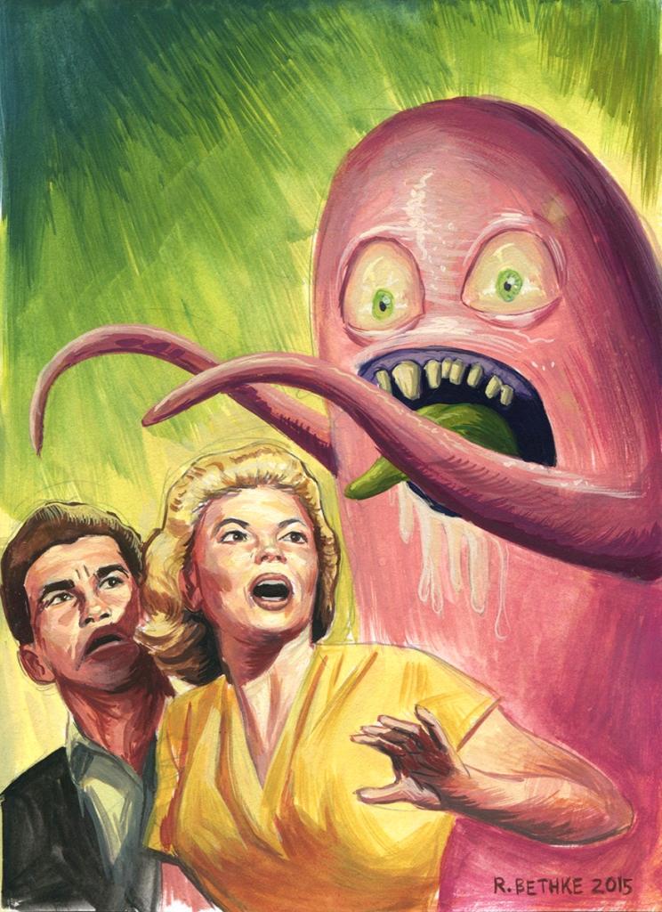 B - Horror Mania