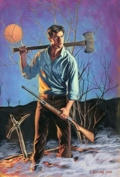 Evil Dead - Ash Williams
