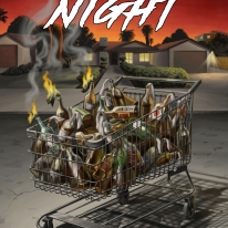 Kill Night Book Cover